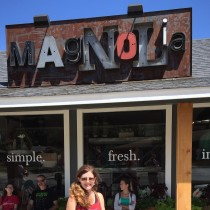 This summer I had the chance to visit Magnolia Market, also known as the little shop on Bosque.