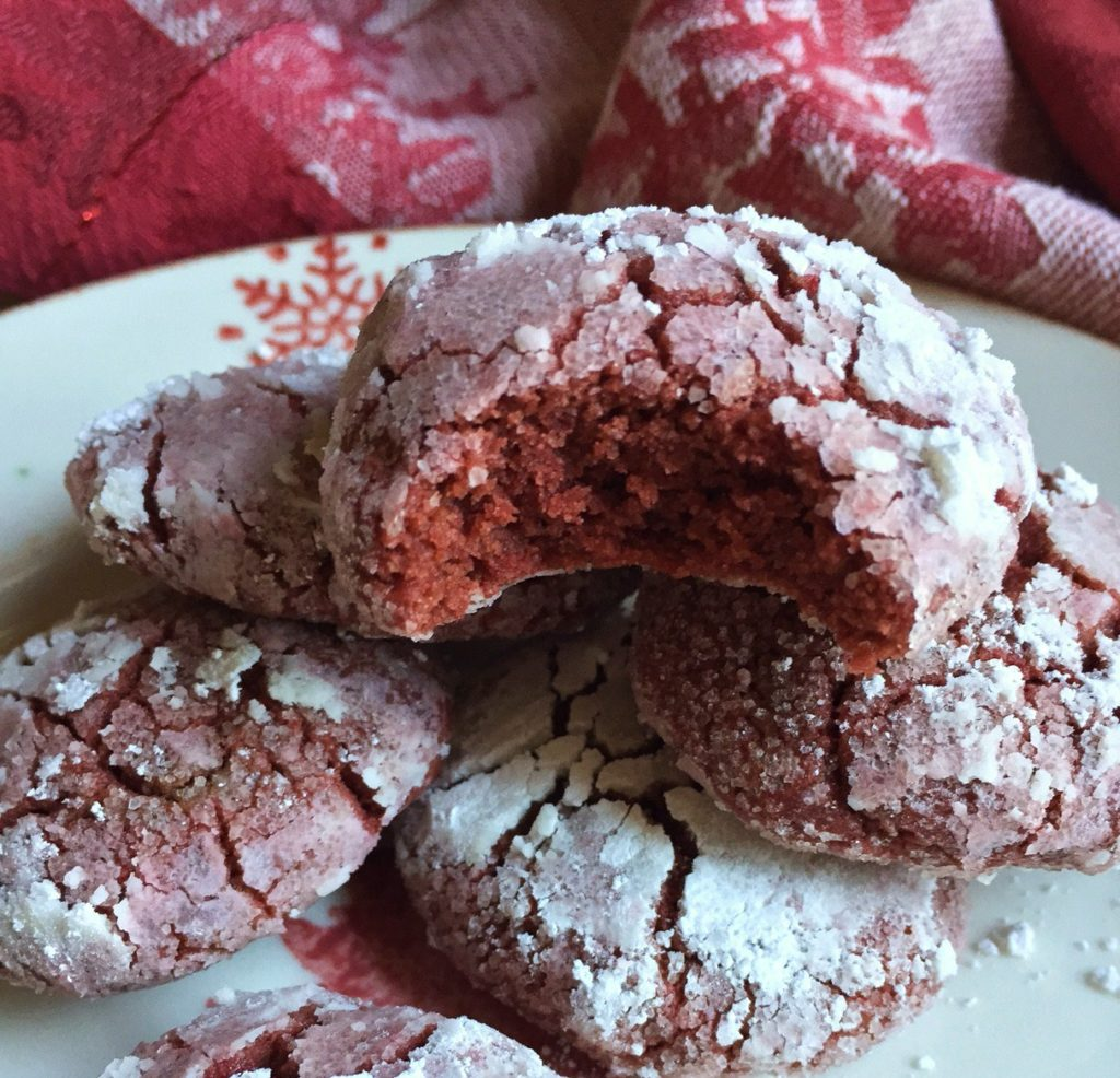 These gluten-free red velvet cookies taste as good as they look. No one will ever know they are gluten-free unless you tell them.