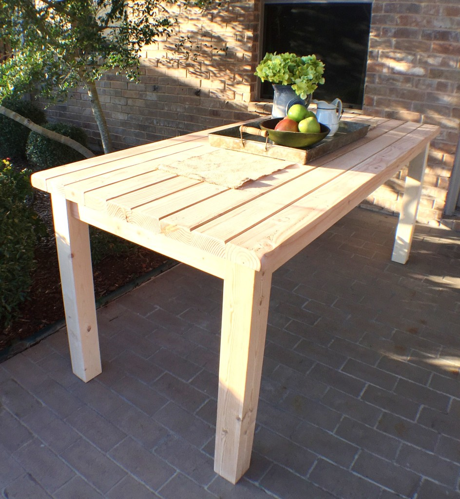 2 x 4 project