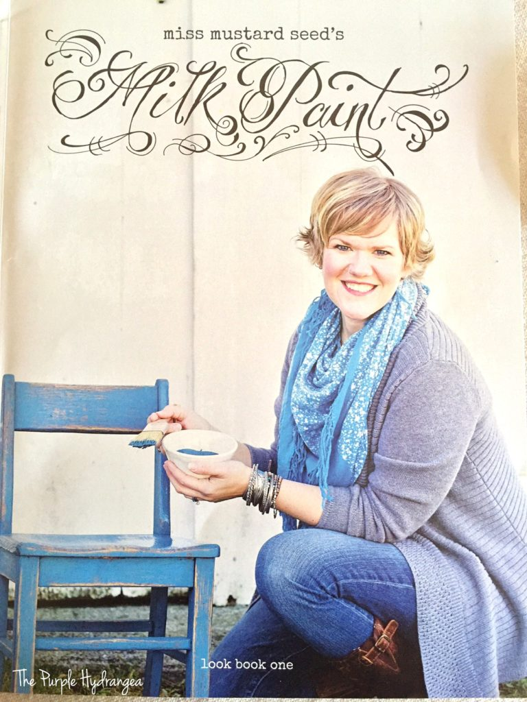 Milk Paint Look Book One by Miss Mustard Seed