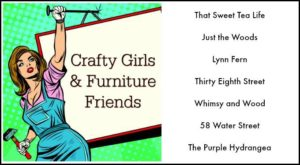 This month's edition of the Crafty Girls & Furniture Friends features roundups from DIY builds to upholstery.