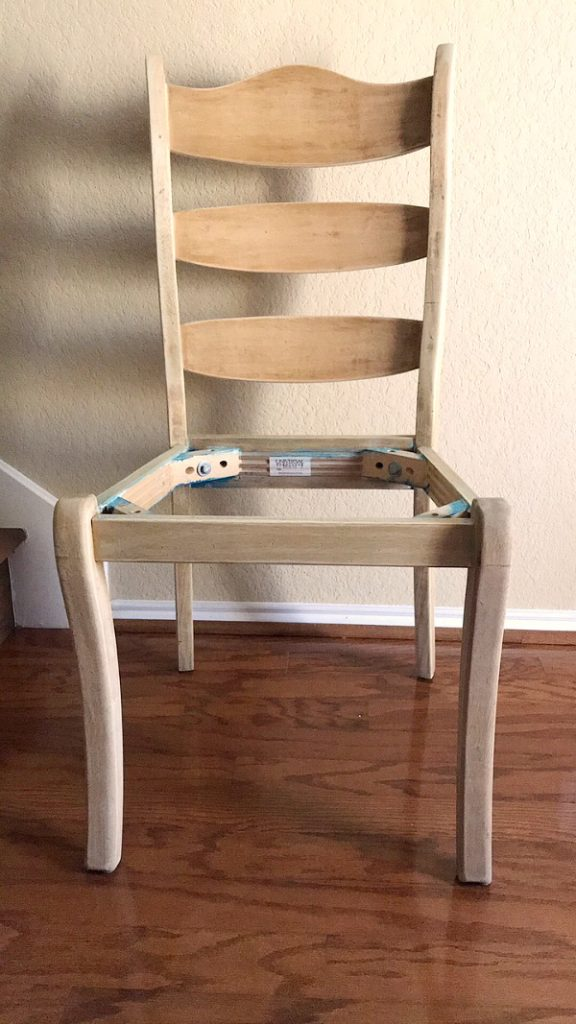 You can un-paint your furniture using paint stripper and give it an entirely new look.
